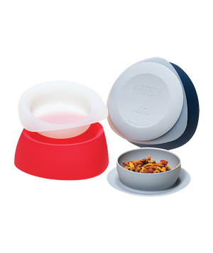 Yummy pet travel bowl