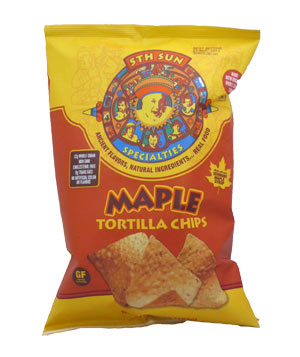 5th Sun Specialties Maple Tortilla Chips