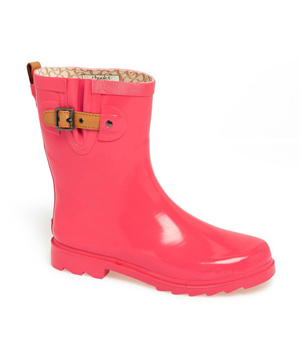 Chooka Top Solid Mid Height Rain Boot