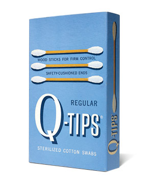 Best Beauty Products of All Time, Q-tips