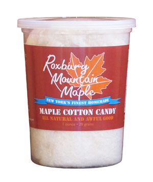 Roxbury Mountain Maple Cotton Candy