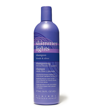 The Best Beauty Products and Beauty Must-Haves, Clairol Professional Shimmer Lights Shampoo