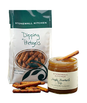 Stonewall Kitchen Pretzel & Dip Grab & Go