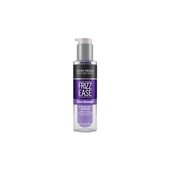 The Best Beauty Products and Beauty Must-Haves, John Frieda Frizz Ease