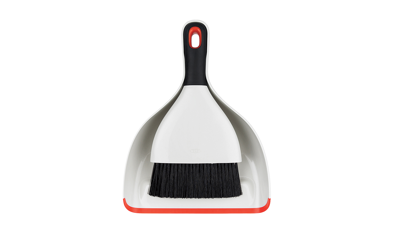 Oxo Good Grips Dustpan-and-Brush Set