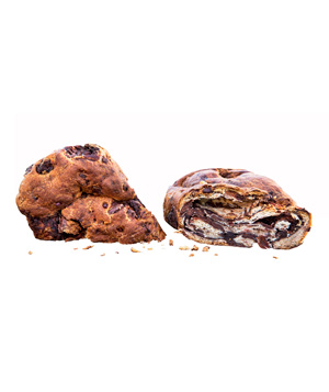 Big Sur Bakery Chocolate Cherry Babka