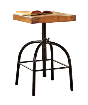 Hudson Adjustable Side Table