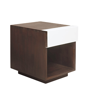 LAX Dark nightstand