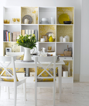 cube shelving unit - Decorating Ideas For Kitchen