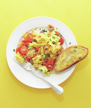 Loaded Scrambled Eggs