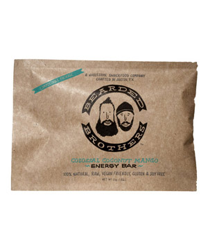 Bearded Brothers Colossal Coconut Mango Energy Bar