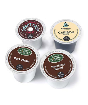 Keurig® The Entertainer K-Cup® Sampler
