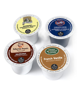 Keurig® Flavored Favorites K-Cup® Sampler