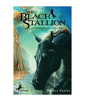 The Black Stallion, by Walter Farley