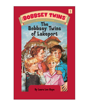 The Bobbsey Twins, by Laura Lee Hope
