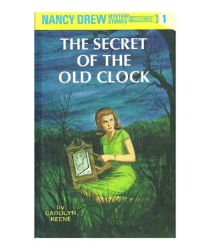 Nancy Drew, by Carolyn Keene