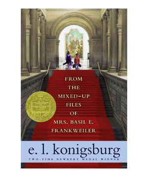 From the Mixed-Up Files of Mrs. Basil E. Frankweiler, by E.L. Konigsburg