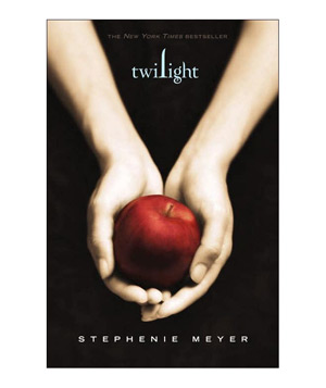 Twilight, by Stephenie Meyer