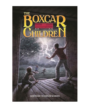 The Boxcar Children, by Gertrude Chandler Warner