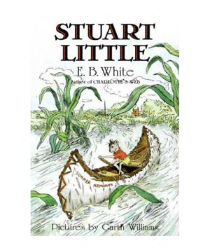 Stuart Little, by E.B. White