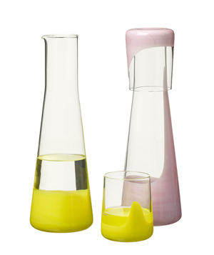 Bib & Sola - Marta Intimate Collection - 1 Carafe, 1 Glass