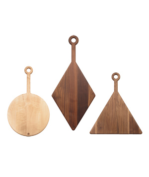 Plank Cutting Boards