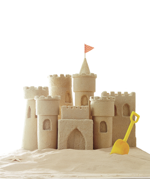 How To Build A Sand Castle Like A Pro Real Simple