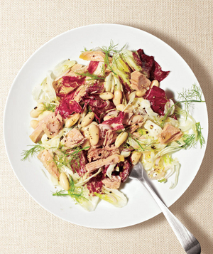Tuna, Fennel, and Bean Salad