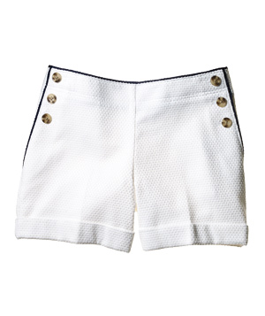 Banana Republic Cotton-Blend Shorts