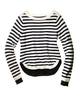 Claudie Pierlot Cotton-and-Wool Sweater