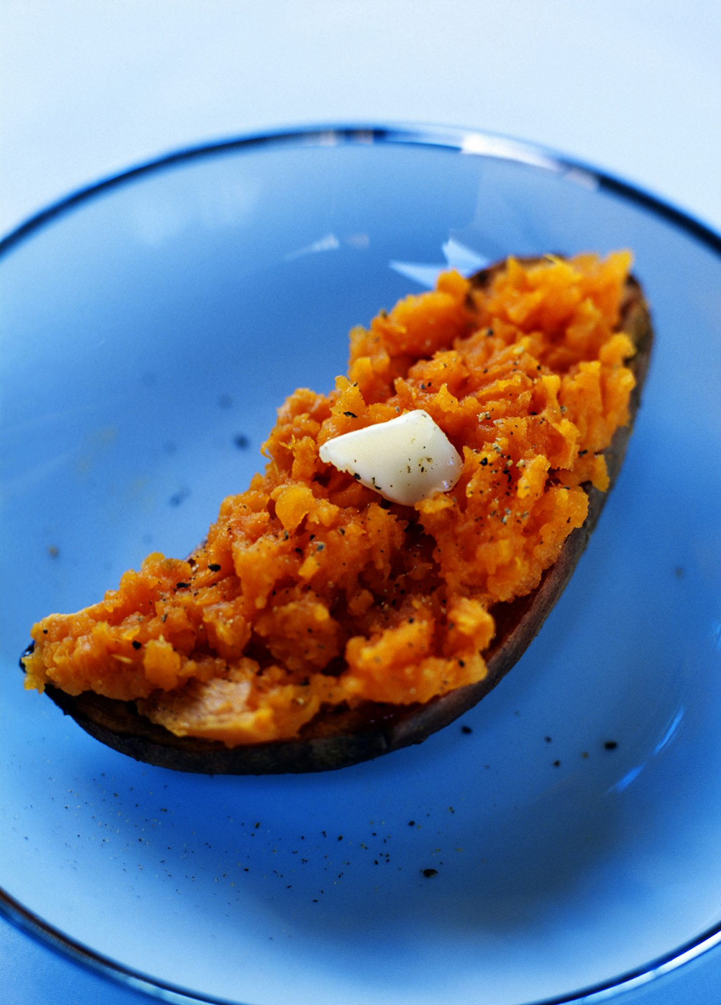 Baked sweet potatoes recipe real simple forumfinder Image collections