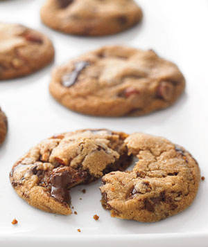 how to make 10 chocolate chip cookies