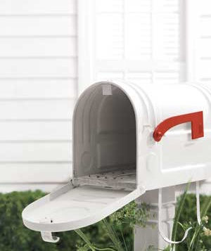 Easy DIY: Replace Your Mailbox