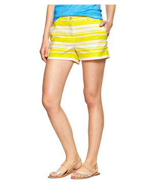 Gap Sunkissed Stripe Shorts