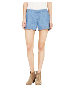 Club Monaco Amber Chambray Short