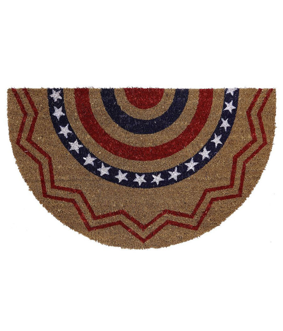 <p>Sonoma Outdoors Bunting Coir Doormat</p>