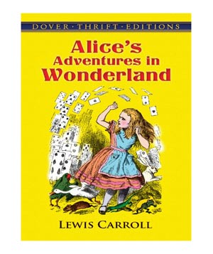 Alice's Adventures in Wonderland, by Lewis Carroll