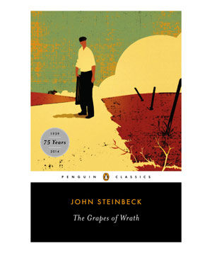 The Grapes of Wrath, by John Steinbeck