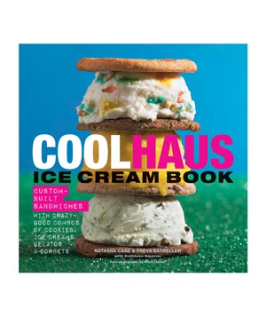 Coolhaus Ice Cream Book, by Natasha Case and Freya Estreller