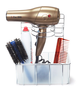 Sure Loc Hair-Dryer Organizer