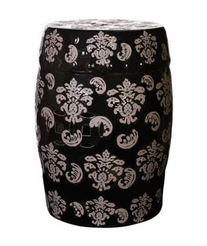 Decorative Garden Stool Accent Table