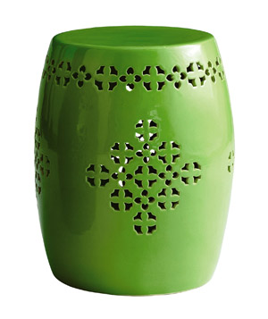 Garden Stool  sc 1 st  Real Simple & 8 Gorgeous Garden Stools | Real Simple islam-shia.org