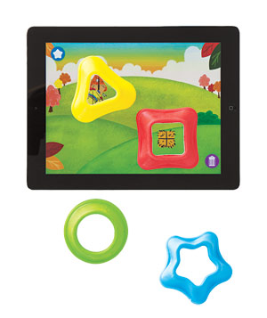 Tiggly Shapes & Apps