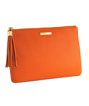 GiGi New York Tangerine All in One Bag