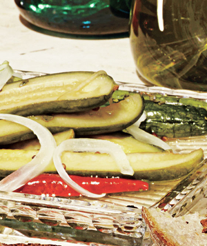 Southern-Style Sweet Cucumbers