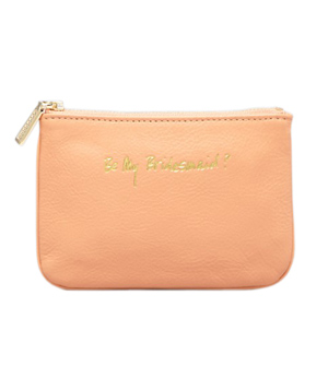 Rebecca Minkoff Pouch - Be My Bridesmaid Cory