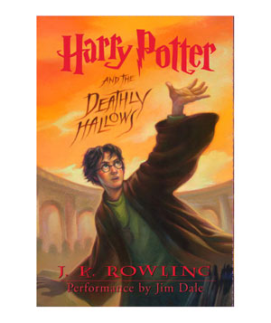 Harry Potter and the Deathly Hallows, by J.K. Rowling