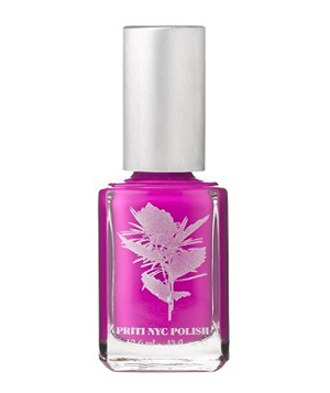 Priti NYC 5 Free Nail Polish in Purple Price Tulip
