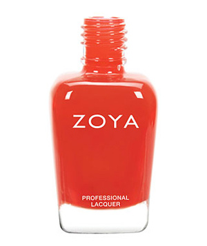 Zoya Natural Nail Polish in Rocha
