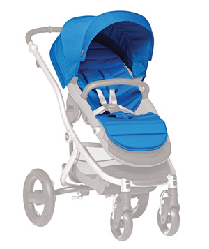 Britax Stain-Friendly Stroller